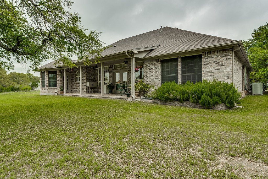 1603 FM 3405 Georgetown TX acreage home